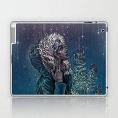 Blue Christmas Laptop & iPad Skin