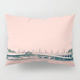 Paris, pont Alexandre III Pillow Sham