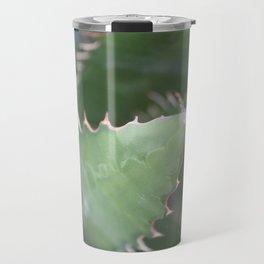 Agave Pads & Spines Travel Mug