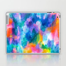 Paradise (Blue) Laptop & iPad Skin