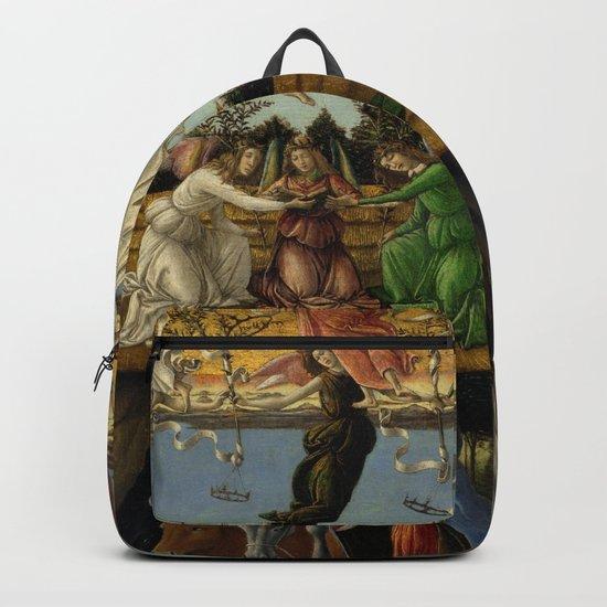 """Sandro Botticelli """"The Mystical Nativity"""" by alexandra_arts"""