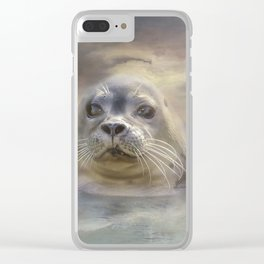 Wet And Wild 2 Clear iPhone Case