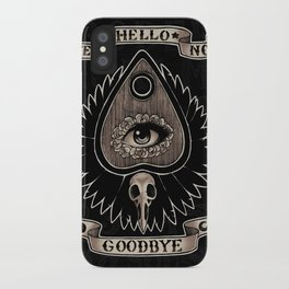 Planchette iPhone Case