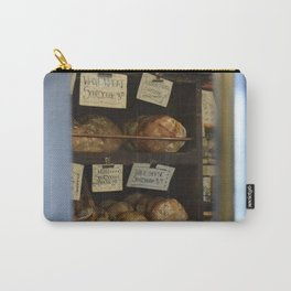 Breads Carry-All Pouch