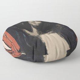 MADONNA - EDVARD MUNCH Floor Pillow