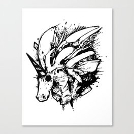 unicron Canvas Print