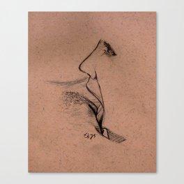 Lick pt 2 Canvas Print