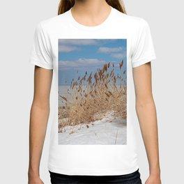Tame a Wild Wind II (vertical) T-shirt