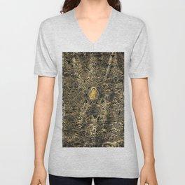 Mandala Buddhist 13 Unisex V-Neck
