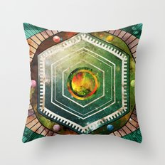 Cosmos MMXIII - 01 Throw Pillow