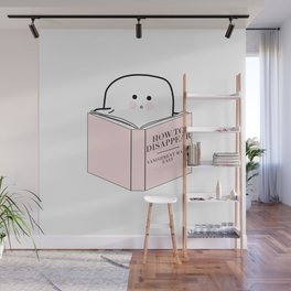 how to disappear Wall Mural