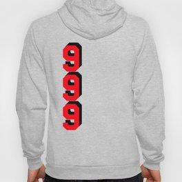 999 Podcast Retro Logo Hoody