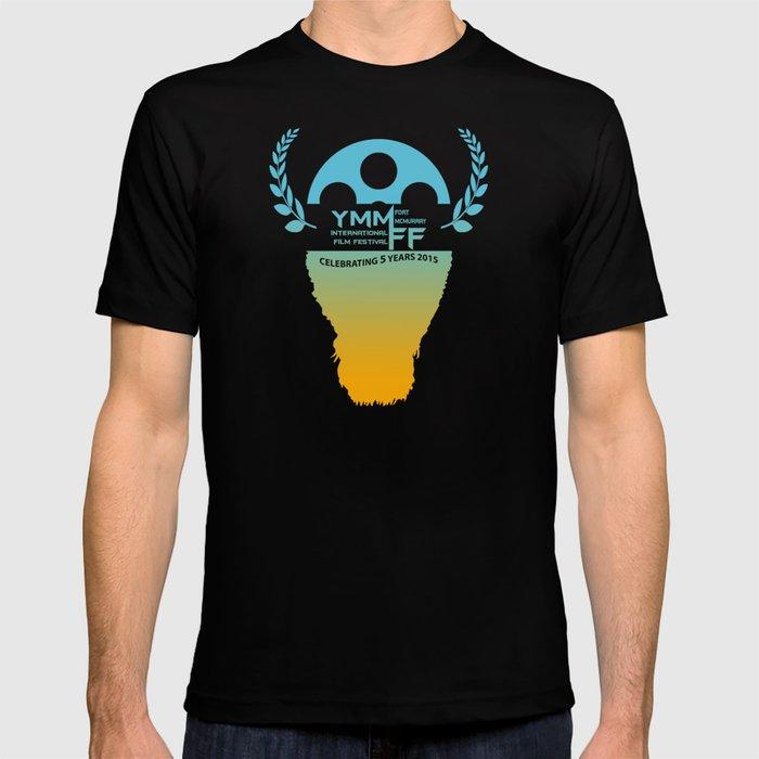 YMMiFF 2015 - BUFFALO HEAD DESIGN T-shirt