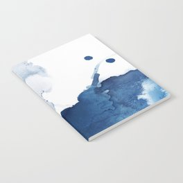 Deep Blue Sea Notebook