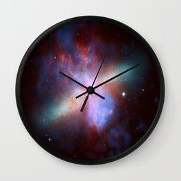 Galaxy Messier Wall Clock