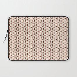 Three red pattern Laptop Sleeve
