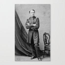 Robert Gould Shaw Canvas Print