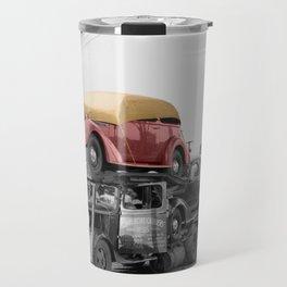 Vintage Car Carrier Travel Mug