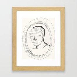 RODRIGO Framed Art Print