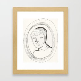 RODRIGO Framed Art Print