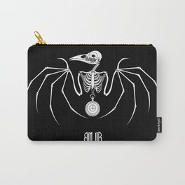 Raven of Ulrabi (black) Carry-All Pouch
