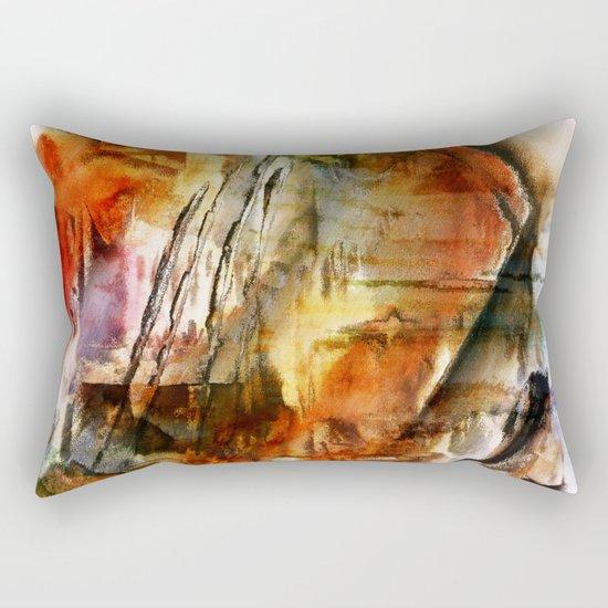 Texture abstract 2016 011 Rectangular Pillow