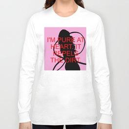 Isabelle Lightwood Long Sleeve T-shirt
