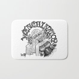 Wenchinator Bath Mat