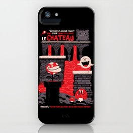 Le Château iPhone Case