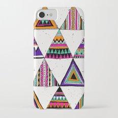 Boho Hand Drawn Triangle Pattern 1 iPhone 7 Slim Case
