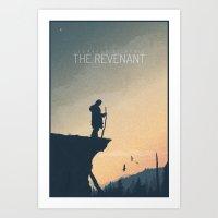 The Revenant Art Print