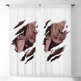 Kaneki Face Nice Blackout Curtain