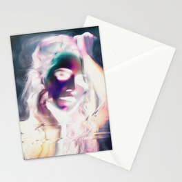 Glitch Stationery Cards