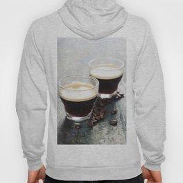 Coffee. Coffee Espresso. Cup Of Coffee Hoody