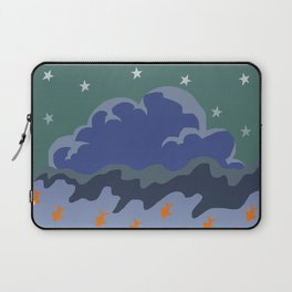 Stars and Fish Laptop Sleeve