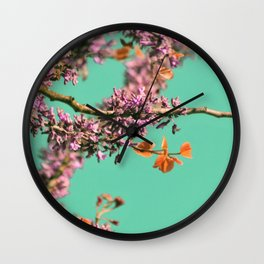 Spring Color of Revolution Wall Clock