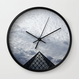There was nothing to fear Wall Clock