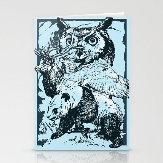 WILD Stationery Cards