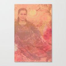 Yiayia Canvas Print