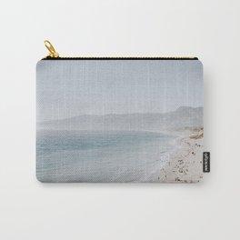 coast v / malibu, california Carry-All Pouch