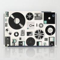 data iPad Cases featuring Data by Florent Bodart / Speakerine