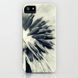 Pusteblume iPhone Case