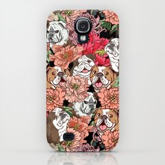 Because English Bulldog Galaxy S4 Slim Case