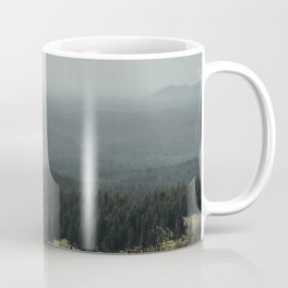 Oregon Mountain Forest Coffee Mug