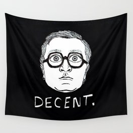 DECENT Wall Tapestry