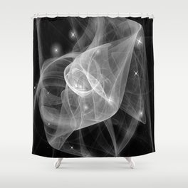 Universe 2 Shower Curtain
