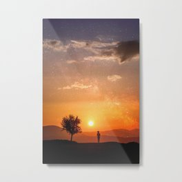 The Sunlight Metal Print