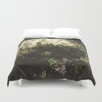 norway Duvet Covers featuring Norway - Cosmos by Andrej Stern