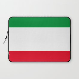 flag of Nordrhein-Westfalen (North Rhine-Westphalia) Laptop Sleeve