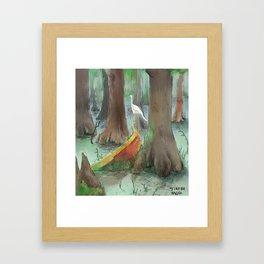 Vegitable Sea  Framed Art Print